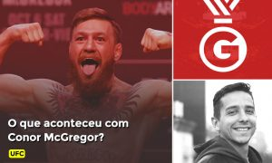 Conor McGregor UFC 246