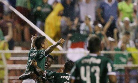 Time do Palmeiras em 28 de janeiro