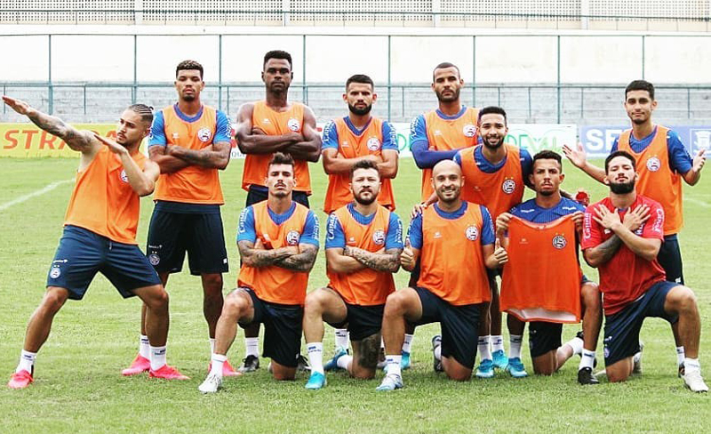 Time do EC Bahia