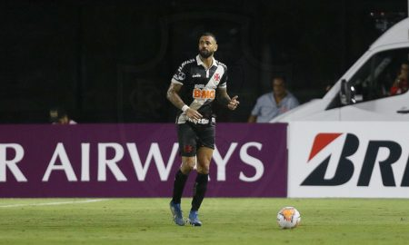 Leandro Cástan do Vasco