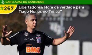 A primeira decisão do ano para o Corinthians