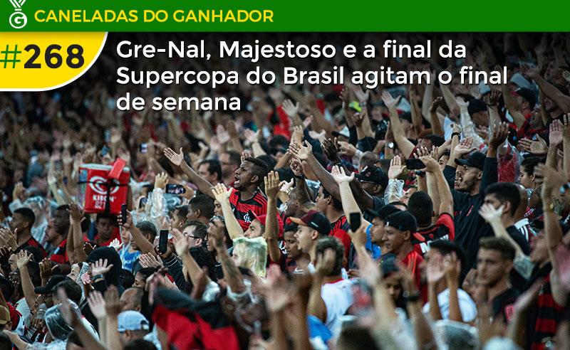 Flamengo x Athletico-PR: quem leva a Supercopa do Brasil?