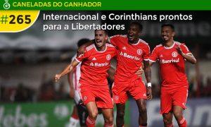 Semana de estreia de brasileiros na Libertadores