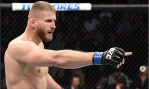 Jan Blachowicz se aproxima de chance pelo cinturão do UFC