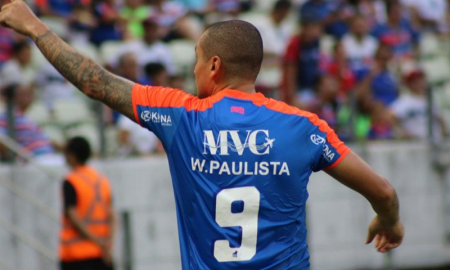 Fortaleza estreia em competições internacionais