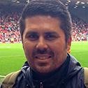 Giancarlo Lepiani, integrante da equipe do Ganhador