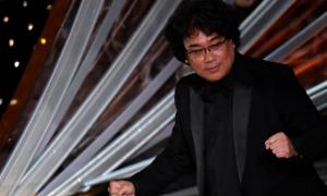 """""""Parasita"""" fatura tudo no Oscar 2020"""