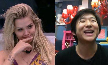 Pyong e Marcela do BBB 2020