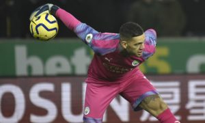 Ederson do Manchester City