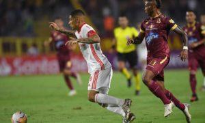 Inter vs. Tolima