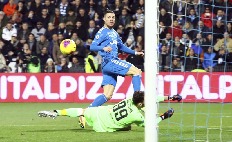Cristiano Ronaldo da Juventus