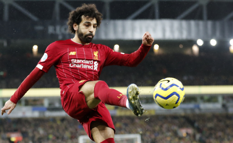 Salah do Liverpool