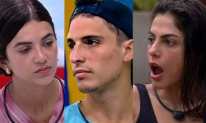 Manu, Prior e Mari do BBB20