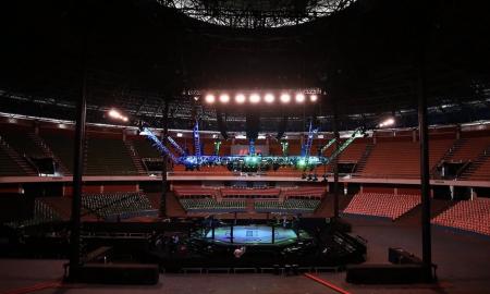 UFC Brasília aconteceu de portões fechados