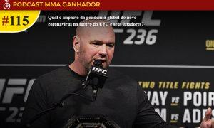 Dana White garantiu a realização do UFC 249