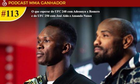 Podcast MMA Ganhador #113