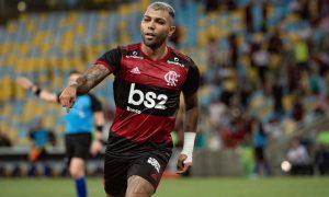 Gabigol do Flamengo