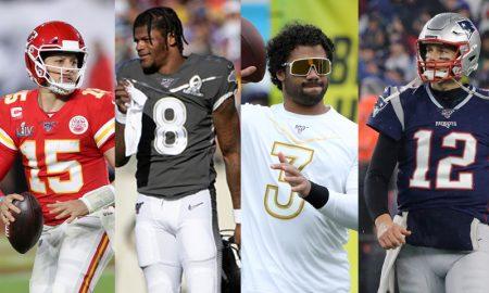 MVP NFL 2020, Mahomes, Jackson, Brady, Wilson