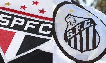 Sao Paulo e Santos