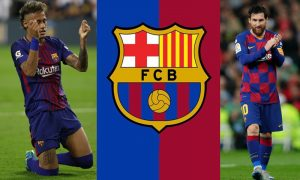 Barcelona Neymar Messi