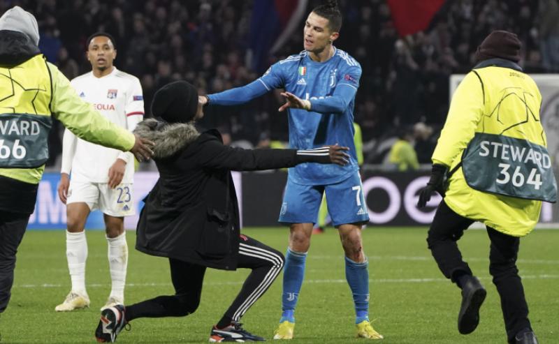 CR7 Cristiano Ronaldo da Juventus