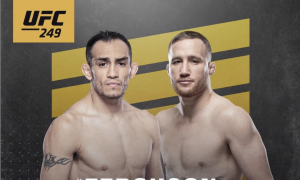 Tony Ferguson encara Justin Gaethje no UFC 249