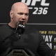 Presidente do UFC Dana WHite