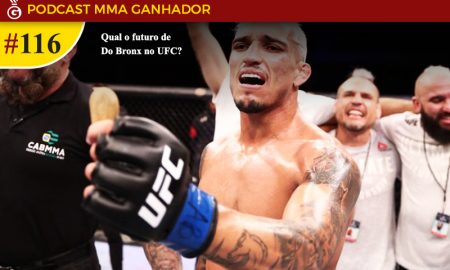 Podcast MMA Ganhador #116