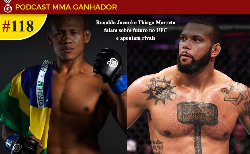Podcast MMA Ganhador #118