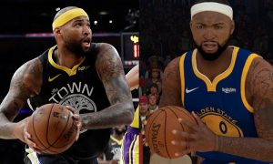 DeMarcus Cousins NBA2K