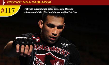 Fabricio Werdum é ex-campeão dos pesados do UFC