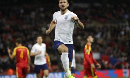 Harry Kane da Inglaterra