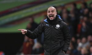 Pep Guardiola do Manchester City