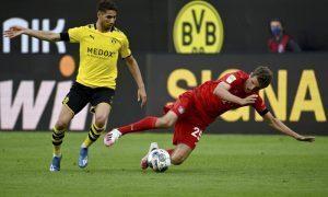 Bayern vs Borussia Bundesliga