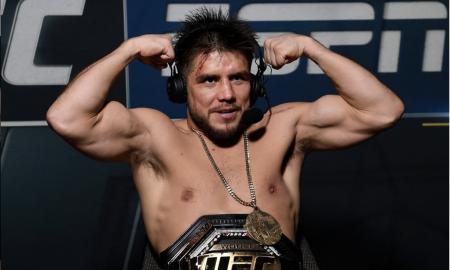 Henry Cejudo é campeão peso galo do UFC