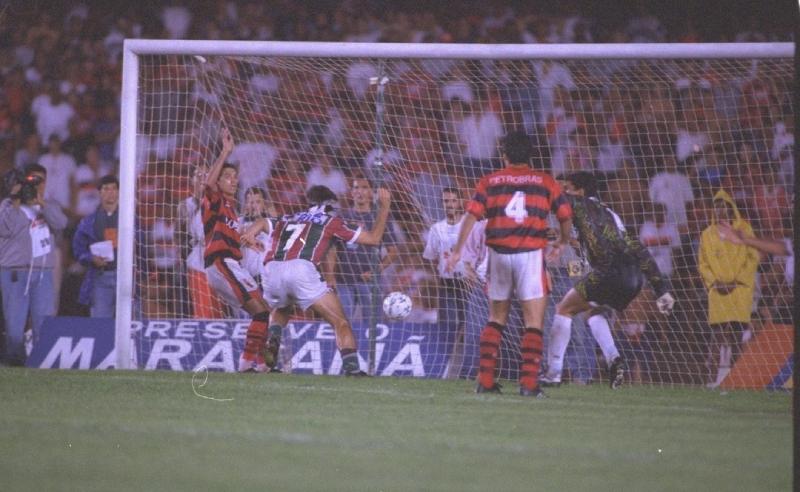 Renato Gaucho de Barriga Fluminense