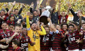 Flamengo Campeão Libertadores