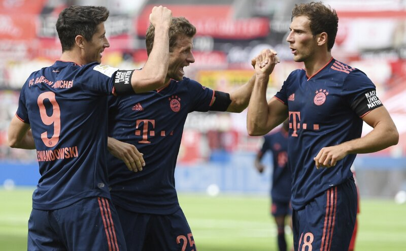 Lewandowski Bayern Munique