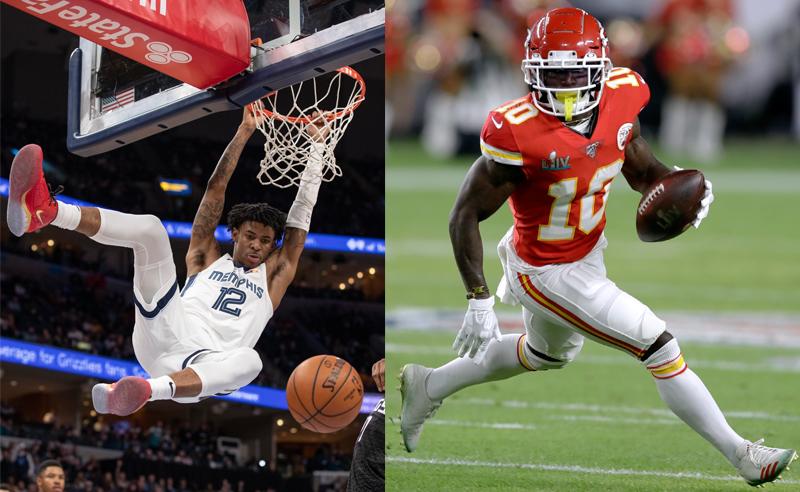 NBA e NFL