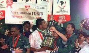 Palmeiras Campeao Libertadores 99