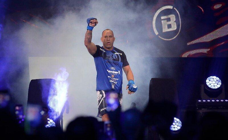 Wanderlei Silva no MMA