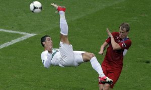 Cristiano Ronaldo CR7 de Portugal