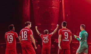 Bayern Munique Campeão Bundesliga 2019/2020
