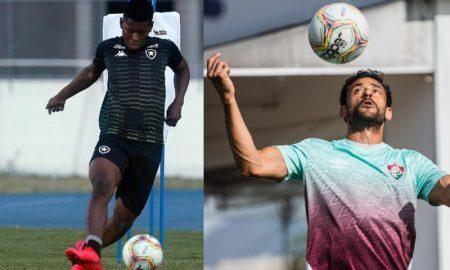 Botafogo e Fluminense Carioca 2020