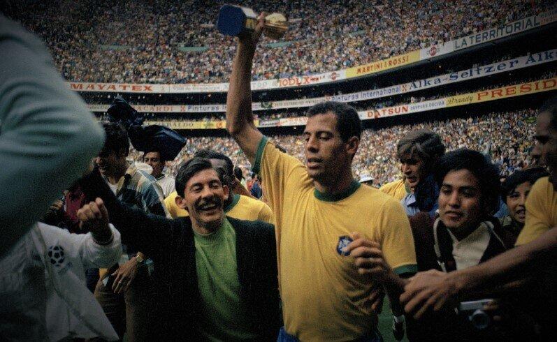 Carlos Alberto do Brasil 1970