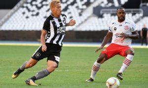 Honda do Botafogo