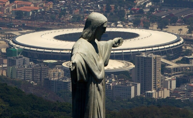 Maracana Estádio 70 Anos