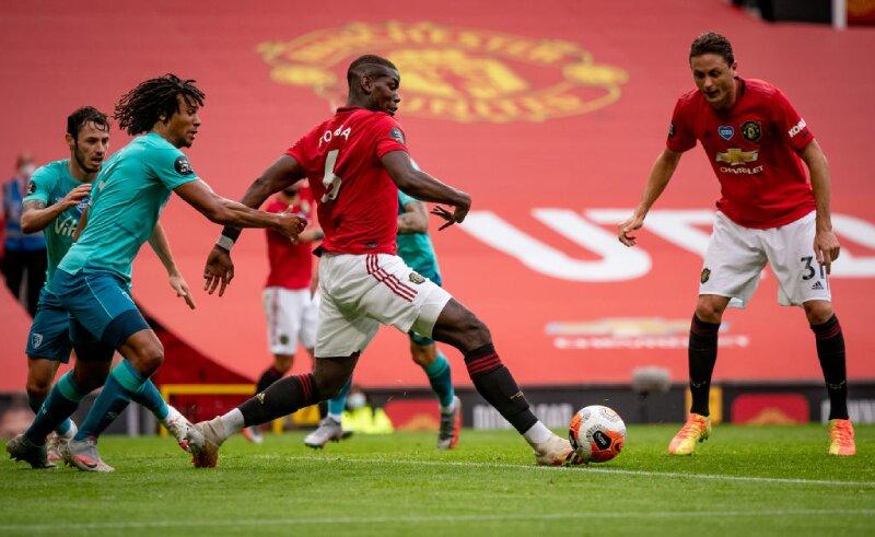 Pogba do Manchester United