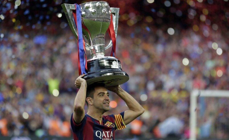 Xavi do Barcelona