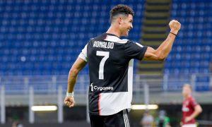 Cristiano Ronaldo CR7 da Juventus